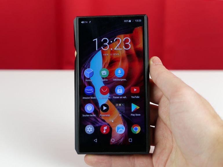 Test – Baladeur Hi-Res FiiO M11 Pro : son haut de gamme et Android sous le capot