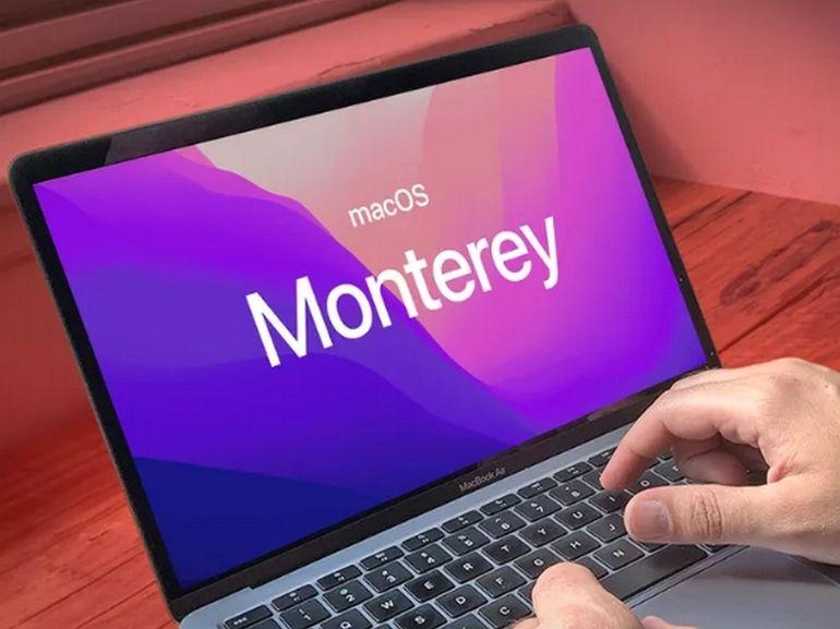 macOS 12 Monterey (bêta) sur MacBook M1 : nos premières impressions