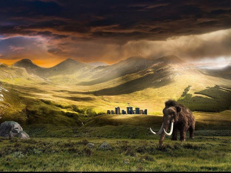 Une start-up entend ressusciter le mammouth en manipulant les gènes d'éléphants d'Asie