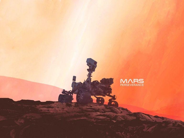 Suivez en direct sur YouTube l'arrivée du rover Perseverance sur Mars