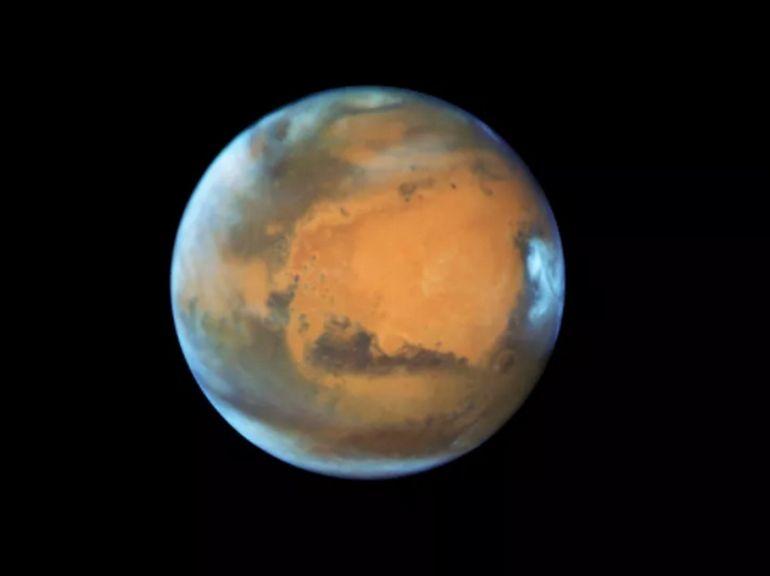 Les chercheurs ont déterminé le meilleur moment pour un vol habité vers Mars