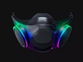 Razer commercialisera son masque FFP2 Project Hazel en octobre