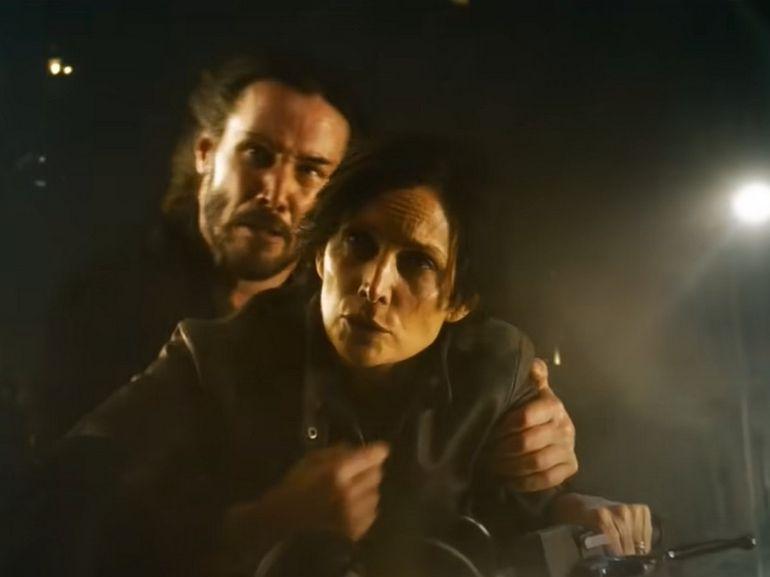 La première bande-annonce de Matrix Resurrections réunit Neo et Trinity après 18 ans
