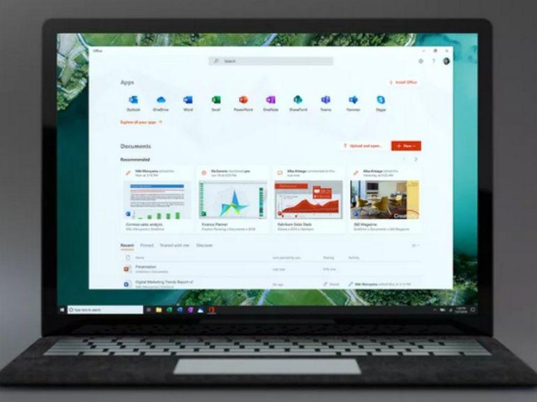 Microsoft Office disponible le 5 octobre, en même temps que Windows 11