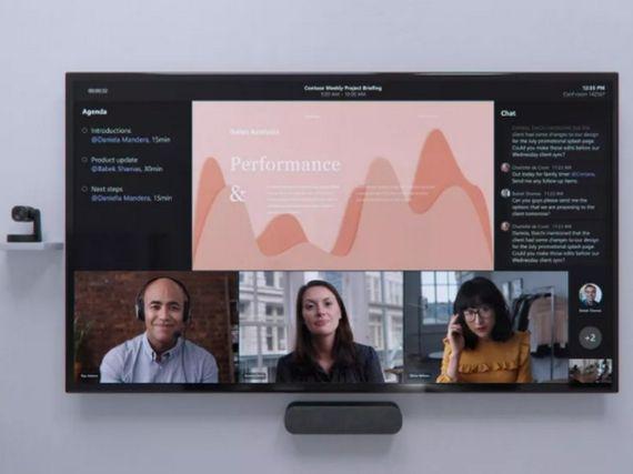 Microsoft Teams ajoute de nouvelles fonctionnalités pour faciliter les réunions hybrides