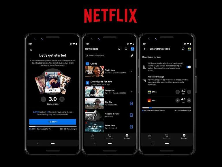 Netflix teste une fonctionnalité pour ne jamais être à court de films et séries