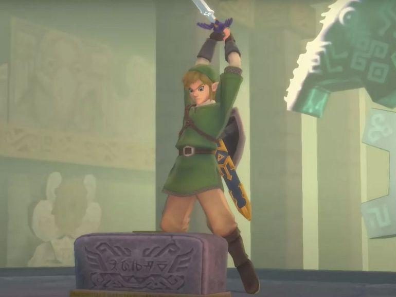 Zelda: Skyward Sword, Splatoon 3, Mario Golf Super Rush… Toutes les bandes-annonces des prochains jeux Switch