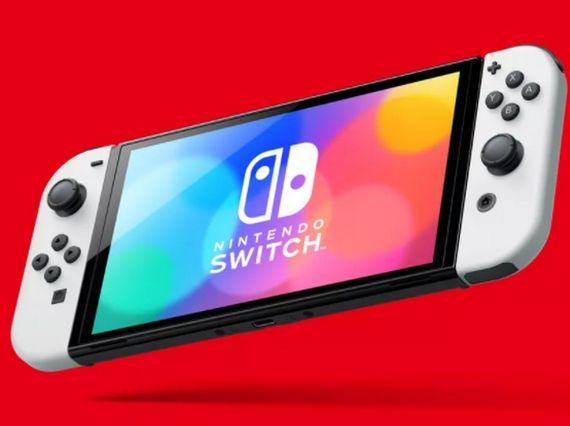 Nintendo Switch OLED : faut-il craindre l'effet de marquage ou « burn-in » ?