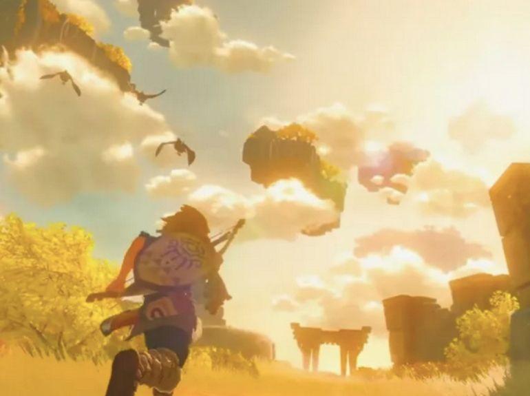 The Legend of Zelda : Breath of the Wild 2. Voici la bande-annonce !