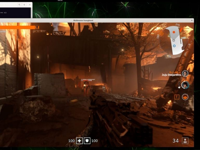 Nvidia présente « Wolfenstein : Youngblood » avec ray-tracing RTX sur ARM