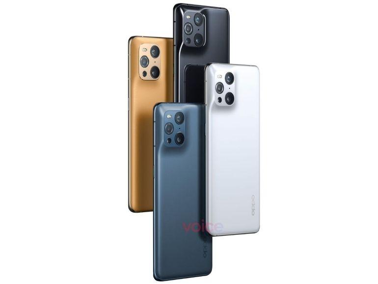 Oppo Find X3 : une gamme de trois smartphones annoncée en mars ?