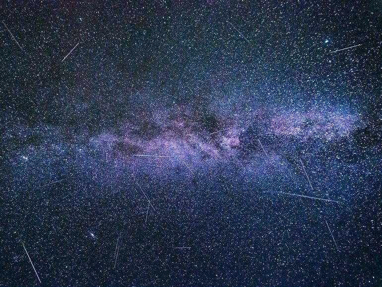 Perséides 2021 : comment assister à la plus belle nuit d'étoiles filantes de l'année