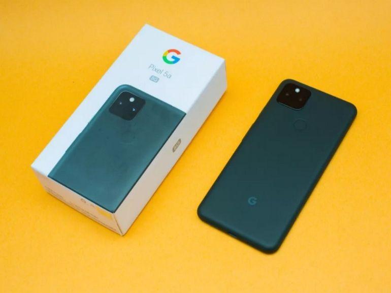 Le Pixel 6 de Google sera fourni sans chargeur