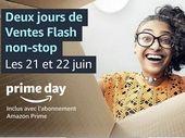 C'est officiel pour les dates, le Prime Day 2021 d'Amazon aura lieu les 21 et 22 juin