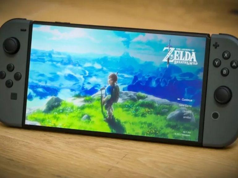 Qualcomm développerait une console de jeu type Nintendo Switch sous Android 12