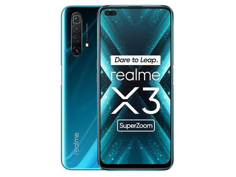 Le Realme X3 Super Zoom (12/256 Go) est à 274€, seulement
