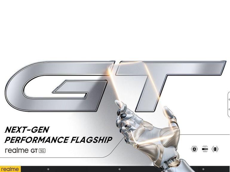 Realme GT : le nouveau smartphone haut de gamme sera présenté le 4 mars