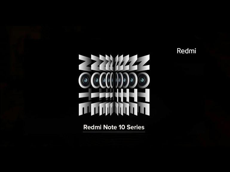 Redmi Note 10 Series : la présentation en ligne est confirmée pour le 4 mars