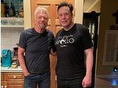 Elon Musk pourrait bientôt aller dans l'espace, mais pas à bord d'une fusée SpaceX