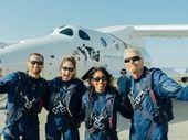Richard Branson a tutoyé les frontières de l'espace avec Virgin Galactic