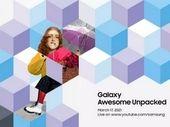 Le deuxième Samsung Unpacked 2021 aura lieu le 17 mars