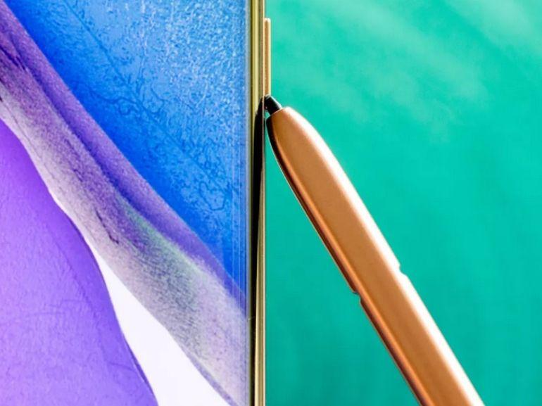 Samsung Unpacked : pas de Galaxy Note mais le S Pen est confirmé sur les smartphones pliants