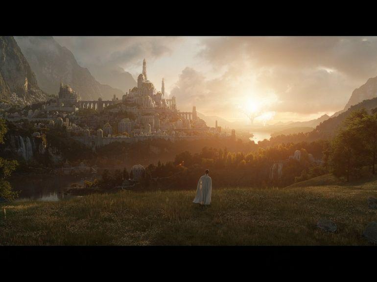 Le Seigneur des Anneaux (Prime Video) : première image et une date en 2022 pour la série d'Amazon
