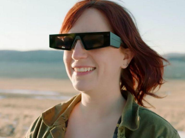 Les lunettes Snapchat peuvent reproduire des effets 3D sur le monde réel