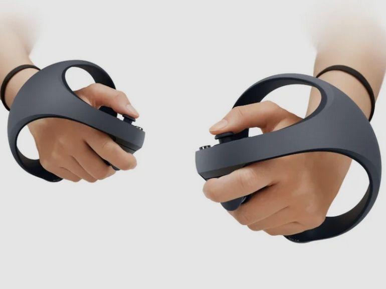 PS5 : premières impressions sur la nouvelle manette du PSVR 2