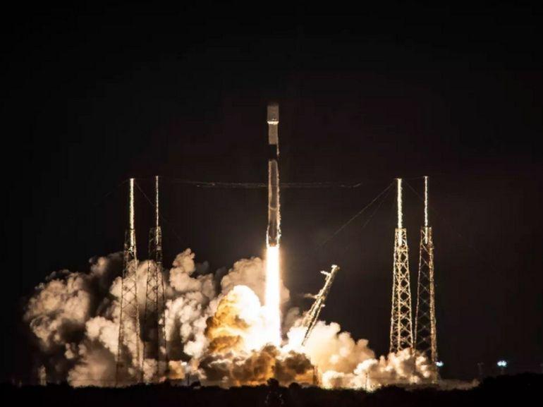 SpaceX bat son propre record en faisant atterrir une fusée Falcon 9 pour la neuvième fois
