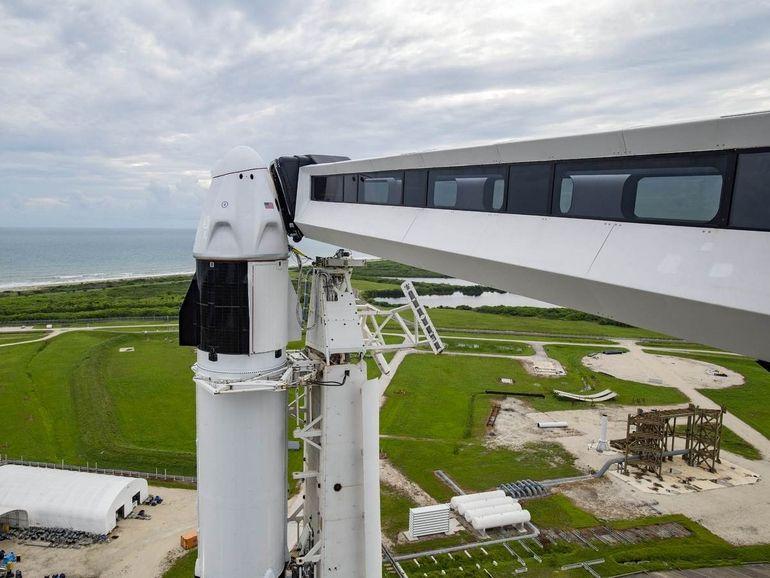 Inspiration4 de SpaceX : comment suivre le décollage du premier vol spatial d'un équipage 100% civil