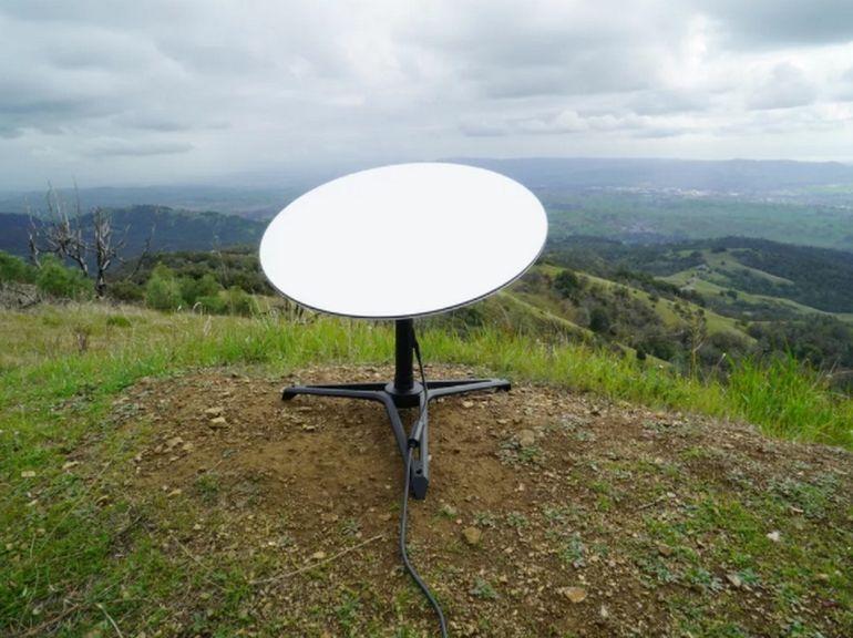 Internet par satellite : Starlink a passé le cap des 100 000 kits de connexion