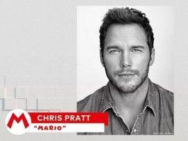 Nintendo annonce un film Super Mario avec Chris Pratt pour décembre 2022