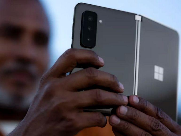 Microsoft Surface Duo 2 : la prise en main