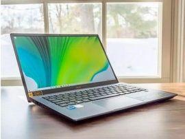 Test de l'Acer Swift 3X : Un PC qui fait mouche pour les créatifs nomades