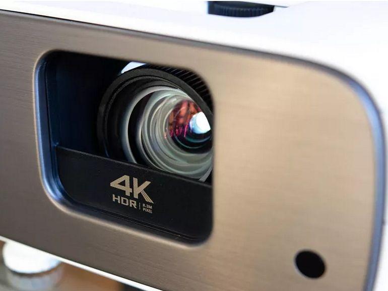 Test - BenQ W2700i : un vidéoprojecteur 4K à l'image ultraprécise mais trop peu lumineuse