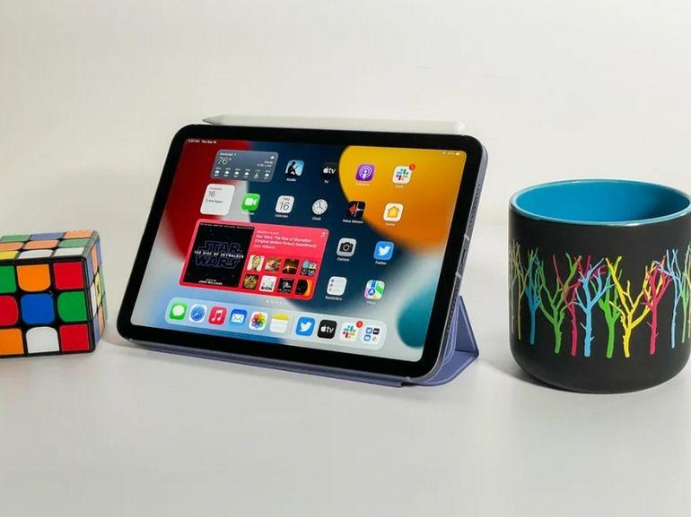 Test iPad Mini 2021 : une excellente mise à jour, mais toujours une tablette de niche