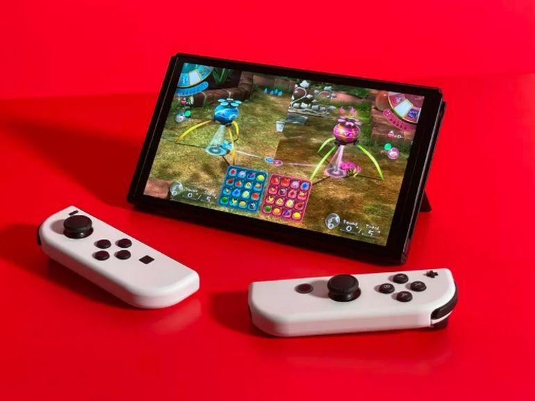 Test Nintendo Switch Oled : la meilleure Switch à ce jour, mais pas assez différente