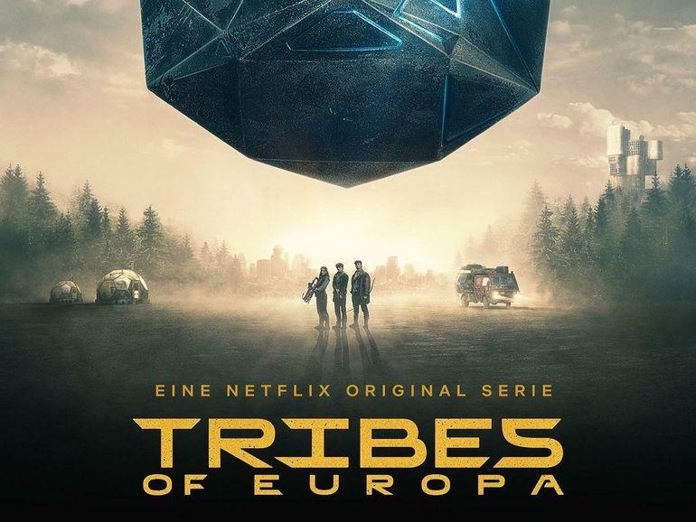 Tribes of Europa (Netflix) : Jour J, la série post-apocalyptique est dispo