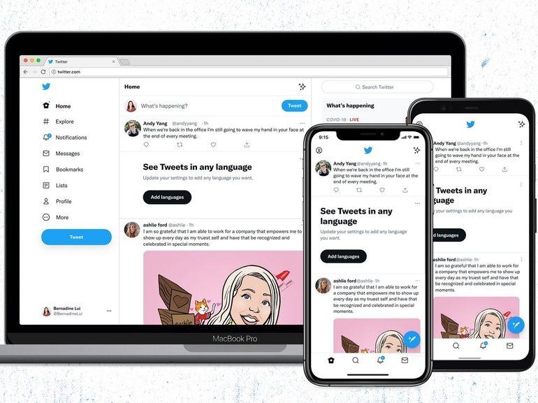 Twitter inaugure Chirp, une nouvelle police de caractères