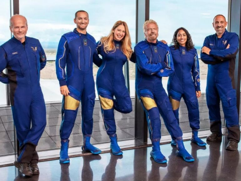 Richard Branson (Virgin Galactic) ira dans l'espace avant Jeff Bezos (Blue Origin)