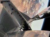 Virgin Galactic réussit son troisième vol d'essai suborbital