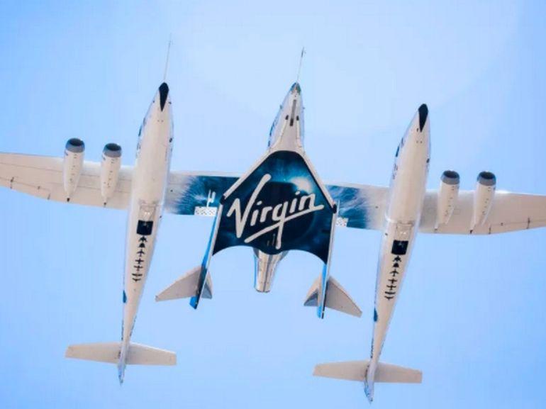 Virgin Galactic met en vente de nouveaux tickets pour l'espace à 450 000 dollars