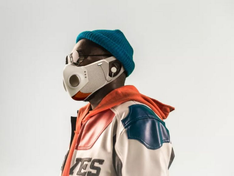 Le rappeur Will.i.am lance un masque respiratoire high-tech