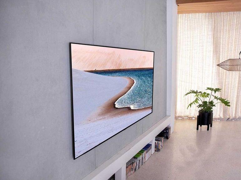 Test du TV LG OLED 65GX, aussi épatant que le CX, en plus design