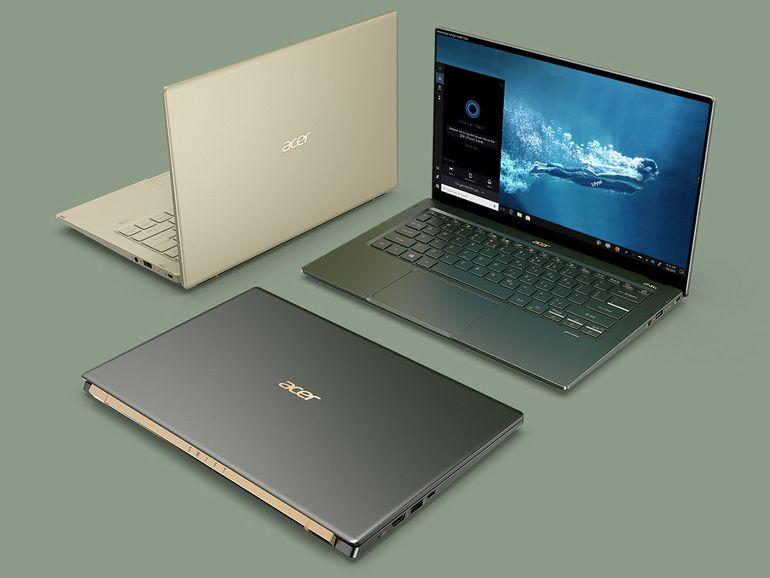 Test de l'Acer Swift 5 : une autonomie du tonnerre au service d'un PC portable sans faille