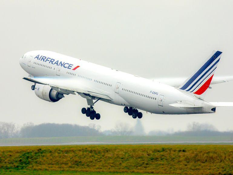 """Air France lance son test de """"pass sanitaire numérique"""", qui pourrait se généraliser"""