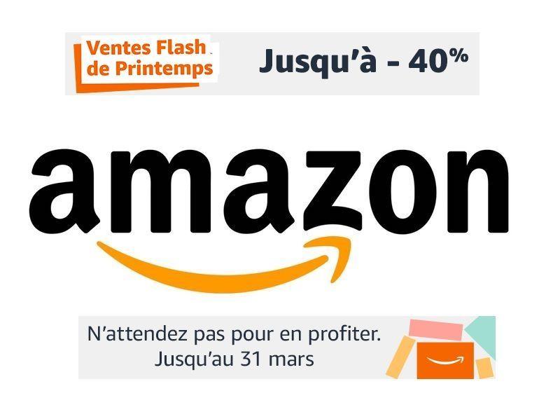 Amazon : Kindle, Fire TV, Echo, vente flash sur les produits Amazon [-35%]