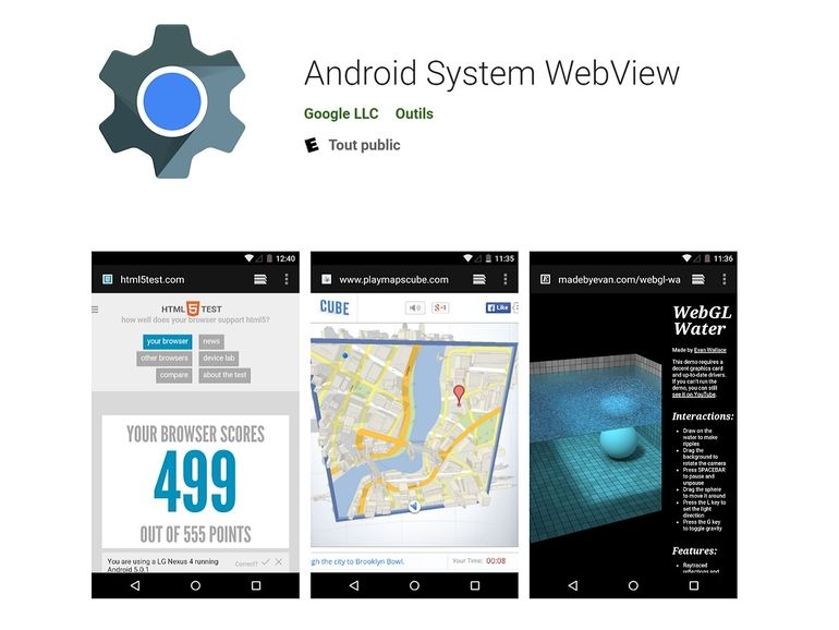 android system big  w770 - Android: your applications crash since this morning?  We explain how to solve the problem