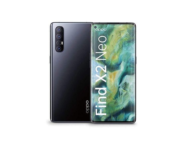 L'Oppo Find X2 Neo 5G (12/256 Go) est à seulement 399€ chez Boulanger [-42%]